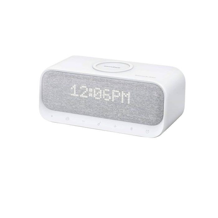 Anker Soundcore Wakey Bluetooth Speaker With Alarm Clock, AK-A3300111