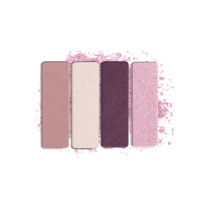 Wet N Wild Color Icon Eyeshadow Quad - Petalette