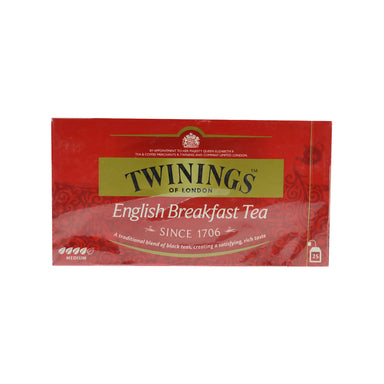 Twinings English BreakFast Tea 25pcs