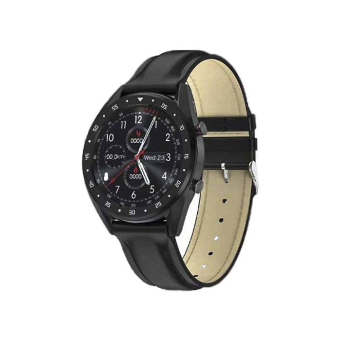 Microwear L7 Smart Watch With Edge To Edge Screen & Bluetooth Call