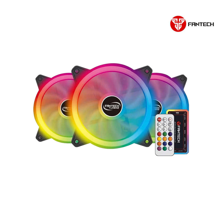 Fantech Turbine FB-301 RGB 3in1 Casing Cooling Fan
