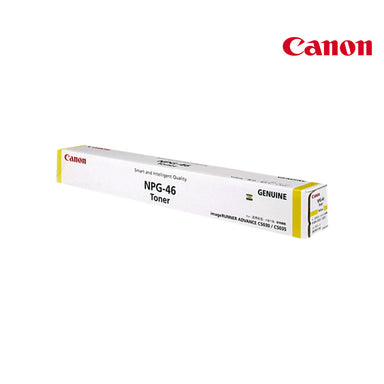 Canon Toner, NPG-46 (Yellow)