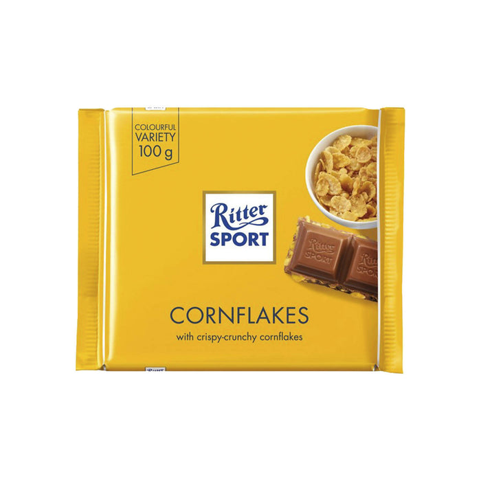 Ritter Sport Cornflakes, 100g