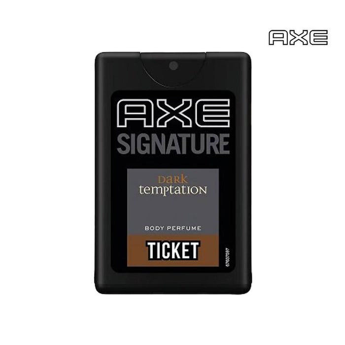 AXE Ticket Perfume Dark Temptation - 17ml