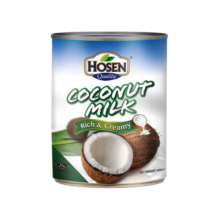 Hosen Coconut Milk Rich & Creamy - 400ml