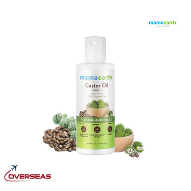 Mamaearth Pure Castor Oil - 150ml