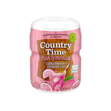 Country Time Pink Lemonade Drink Mix, 538g