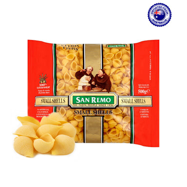 San Remo Small Shells - 500g