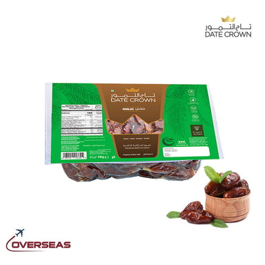 Date Crown Khalas Thermoform - 1kg