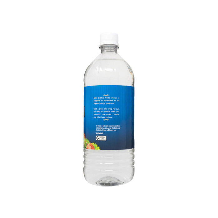 Smith & Wesson Distilled White Vinegar - 946ml