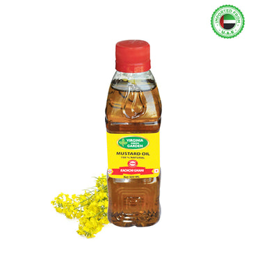 Virginia Green Garden Mustard Oil, 500 ml