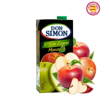 Don Simon Apple (Manzana) Juice, 1ltr
