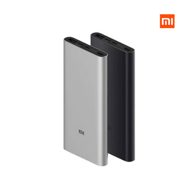 Mi 10000mAh Power Bank 3 Pro with 2-way USB-C 18W fast charging