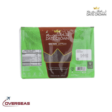 Date Crown Dates Paste - 1kg