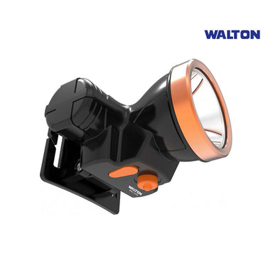 Walton Rechargeable Head Torch - WRL-HT01