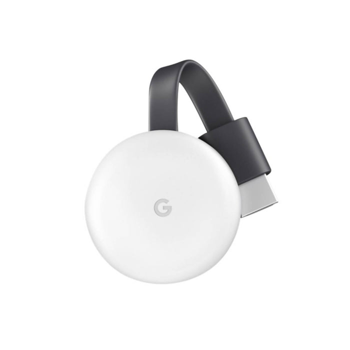 Google Chromecast 3 Media Streaming Device - Chalk
