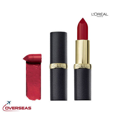 L'Oreal Paris Color Riche Matte Lipstick 349 Paris Cherry