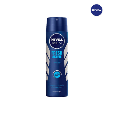 Nivea Men Fresh Active Deodorant - 150ml