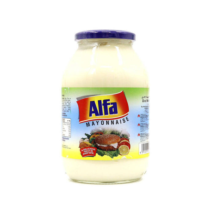 Alfa Mayonnaise - 946gm, Pack of 2