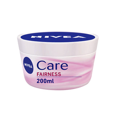 Nivea Care Fairness SPF15 Cream - 200ml