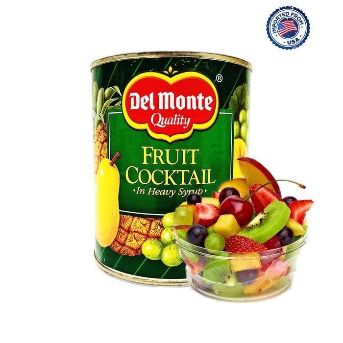 Del Monte Fruit Cocktail in Heavy Syrup - 825g