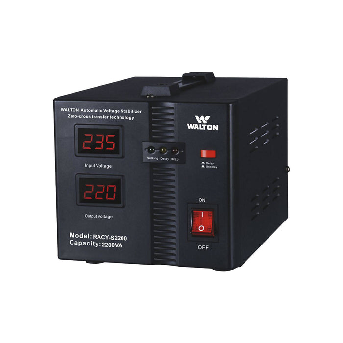 Walton Voltage Stabilizer RACY-S2200