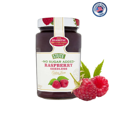 Stute Diabetic Raspberry Seedless Extra Jam 430 g