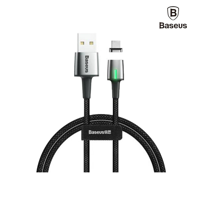 Baseus Zinc Magnetic Cable USB For IP 1.5A - CALXC-G01