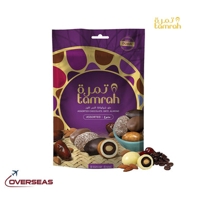 Tamrah Assorted Chocolate Zipper Bag - 600g