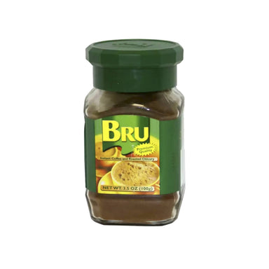 Bru Pure Instant Coffee Jar, 100g