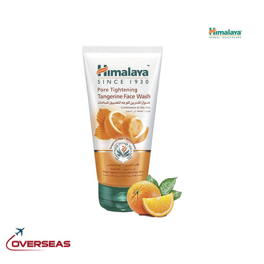 Himalaya Pore Tightening Tangerine Face Wash - 150ml