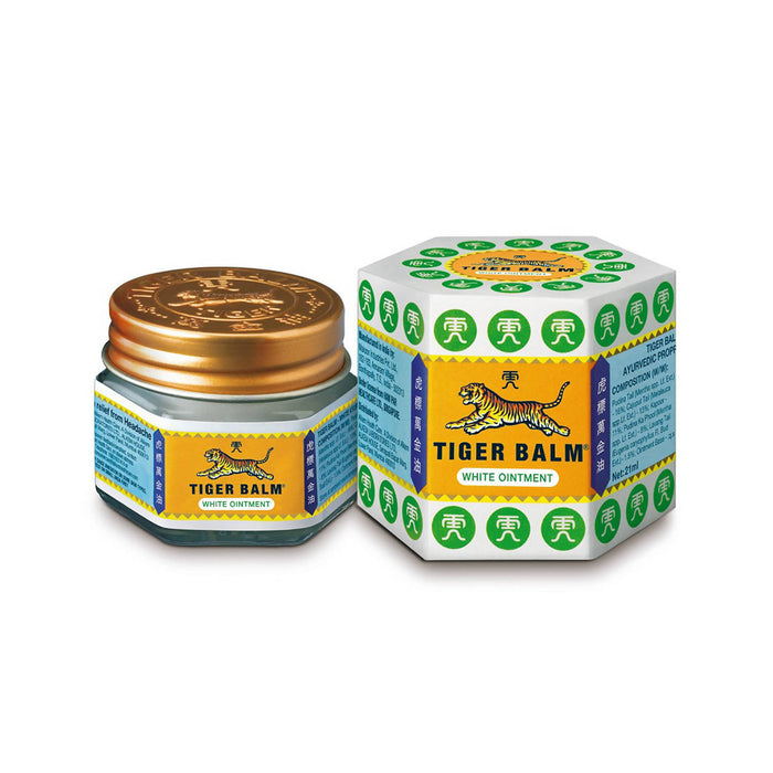 Tiger Balm White Ointment - 10g