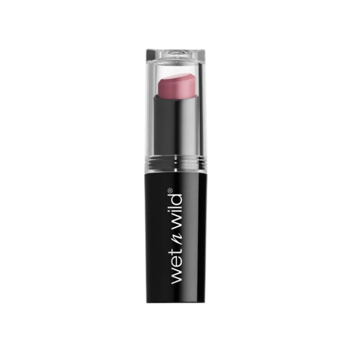 Wet N Wild Megalast Lip Color - Rose The Matter