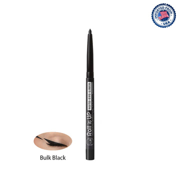 J.Cat Beauty Roll It Up Auto Eye Liner - Bulk Black