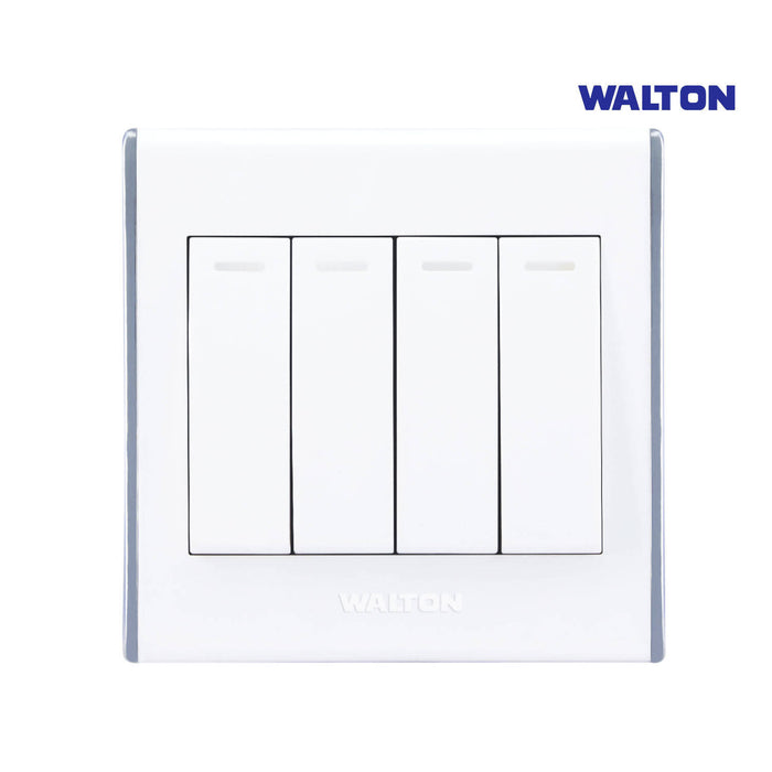 Walton-4-Gang-Switch-1way-A8-PW-A84GSRPW10.1