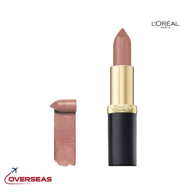 L'Oreal Paris Color Riche Matte Lipstick 633 Moka Chic