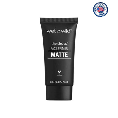 Wet N Wild Photo Focus Matte Face Primer - 25ml