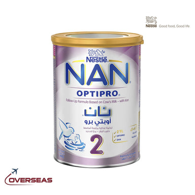 Nestle NAN Optipro Stage 2 - 400g