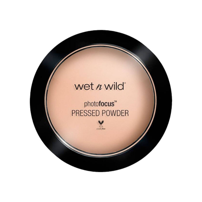 Wet N Wild Photo Focus Pressed Powder - Neutral Beige