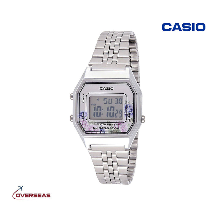 Casio Women's Dial Stainless Steel Band Watch - 4549526178528
