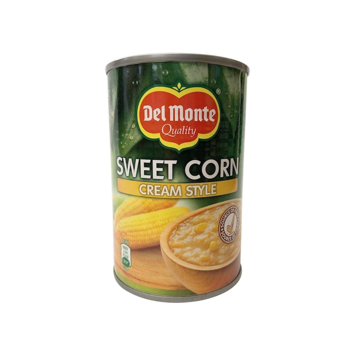 Del Monte Sweet Corn Cream Style - 418g