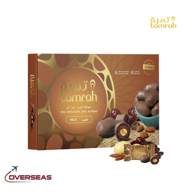 Tamrah Milk Chocolate Gift Box - 180g