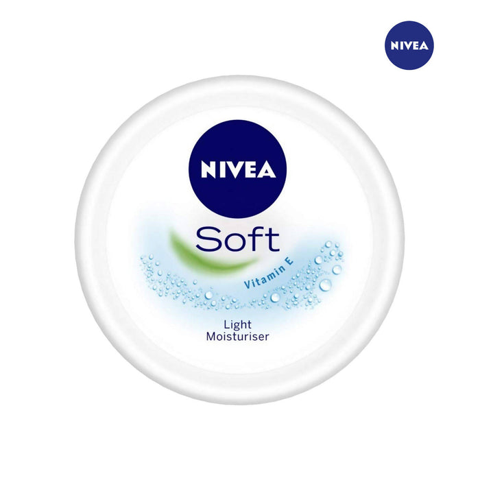 Nivea Soft Light Moisturizer With Vitamin E - 200ml