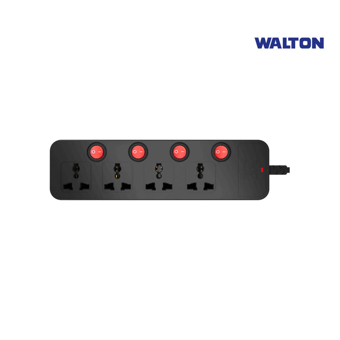 Walton 4 Way Switch Multi-Plug - WES3P4H