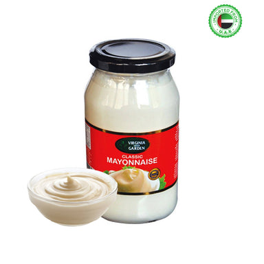 Virginia Green Garden Mayonnaise jar - 16oz