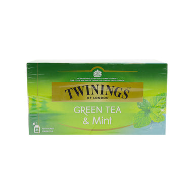 Twinings Green Tea & Mint 25pcs