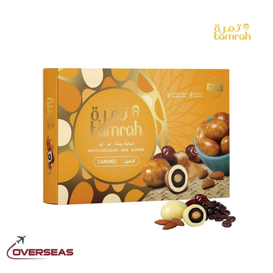 Tamrah Caramel Chocolate Gift Box - 310g