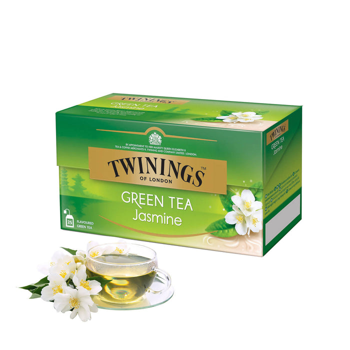 Twinings Green Tea Jasmine 25pcs