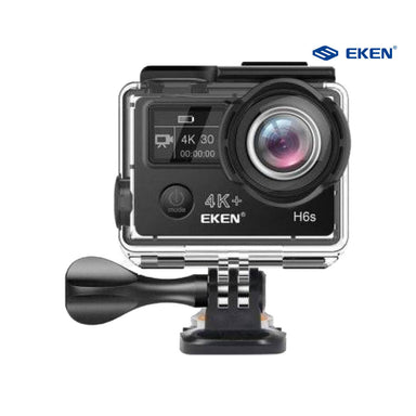 EKEN 4K Action Cam With EIS Technology - H6s