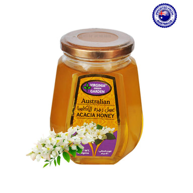 Virginia Green Garden Australian Acacia Honey, 500g